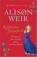 Katherine Swynford,Alison Weir