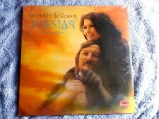 JAMES LAST LOVE MUST BE THE REASON LP POLYDOR  PD 5509 FACTORY SEALED