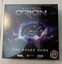 Master of Orion Board Game Cryptozoic Entertainment