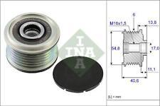 Poulie alternateur roue libre debrayable INA 535 0102 10 pour Dacia