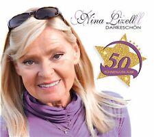 Nina Lizell DANKESCHÖN - die Jubiläums-CD