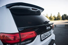 """Spoilers for Jeep Grand Cherokee WK2 SRT Laredo Limited 2014-2017 """"Renegade"""""""