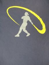 NIKE SPORTWEAR SWOOSH -KEN GRIFFEY JR. SWINGMAN - SMALL NAVY BLUE T-SHIRT N201