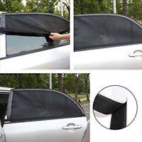 UV Visor protector Coche sombrilla lateral de la ventana Auto bronceador