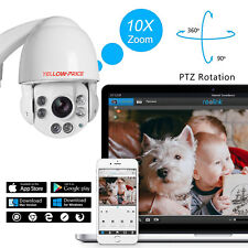 1080p HD Wireless IP Camera Security Video Surveillance Night Vision G-Sensor CA