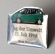 Mercedes-Benz Tag der Umwelt 1998 Werk Rastatt A-Klasse Pin 28x25mm [11618]