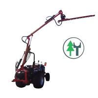 Heckenschneider HS180 180cm 1,80m hydr. Traktor Hecken Schere Kleintraktoren