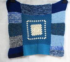 Couverture de bébé vintage bleue
