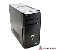 DELL VOSTRO 460 MINI TOWER PC I7-2600 8GB RAM 120GB SSD 1TB HD WIN 10 WIFI