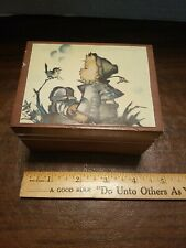 """Vintage Reuge Swiss Musical Movement Music Box """"Romeo and Juliet"""" Rare"""
