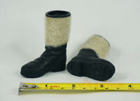 Dragon 1/6 Action Figur WW2 German Grenadier Felt Winter Marching Boots 70652 D