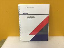 Tektronix 070 8688 03 Tas475 Tas485 Analog Oscilloscopes Instruction Manual New