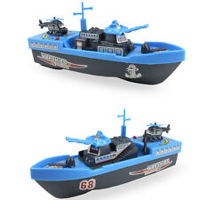 Children Electric Ship Boat Swimming Spraying Interactive Water Summer Bath Toys
