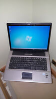 """HP Compaq 6720s Laptop Notebook 15.4"""" 1GB 320GB Windows 7 Office Intel Celeron"""