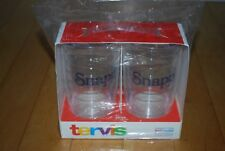 Tervis All Natural Snapple Set of 2-16 oz Tumblers Keeps Drinks Hot & Cold New