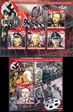 WORLD WAR II GERMANY LEADERS HIMMLER GUERRE MONDIALE WELTKRIEG #163925