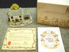 Lilliput Lane Brecon Bach Cottage #00142 Nib & Deeds 1986 Welsh Version 1