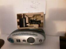 Philips Magnavox Model AE 2155 Weather Band /AM/FM/analog TV radio