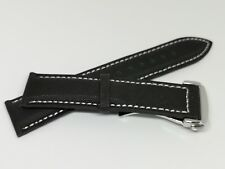 20mm Fifty Fathons style nylon sailcloth watch strap Three fold clasp Free tool