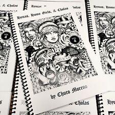 Chuco Moreno - Hynas, Home Girls, & Cholas Vol. 4