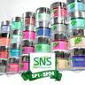 SNS Nail Dipping Powder No Liquid,No Primer,No UV Light *SP01-SP24* 1oz