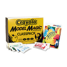 Crayola Model Magic Modeling Compound 1 oz each packet Assorted 6 lbs. 13 oz