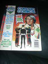 Dr Who classic comic Issue 10