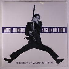 WILKO JOHNSON: Back In The Night: The Best Of Wilko Johnson LP Sealed (Euro, 2