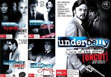 UNDERBELLY Collection (19 Disc Set) : NEW DVD