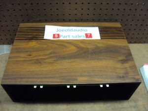 Sony STR 6036A Original Wood Case Rated 8.7 out of 10. Parting STR 6036A