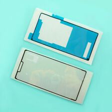 Front & Back Adhesive Sticker Glue Tape For Sony Xperia Z3 L55T D6603 D6653