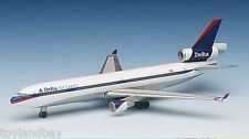 Herpa 503327 Delta Airlines McDonnell Douglas MD-11 1:500 Scale RETIRED 1998