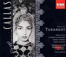 Maria Callas - Puccini: Turandot [New SACD] Japan - Import