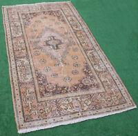 Turkish Rug 47''x84'' Vintage Muted Color Oriental Rug ,anatolian rug.120x214cm