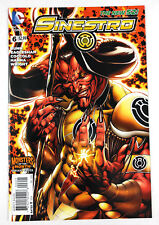 Sinestro #6 Monster Variant - DC Comics NEW52 2014 - NM