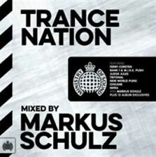 MARKUS SCHULZ - MINISTRY OF SOUND: TRANCE NATION NEW CD
