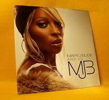 Cardsleeve single CD Mary J Blige And U2 One 2TR 2006 Pop Hip Hop