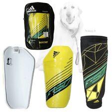 Adidas F50 Pro Lite Soccer Shin Guard W/Compression Sleeve & Carry Bag Unisex XL