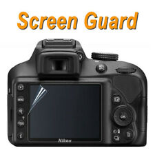 4x LCD Screen Protector Film for Nikon D3500 Digital Camera