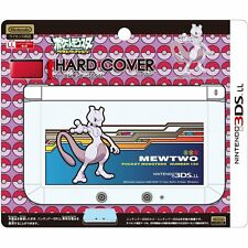 Pokemon Mewtwo 3DS XL / 3DS LL Hard Cover Faceplate Protector Skin for Nintendo