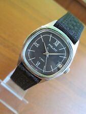 Unique Casual hand wind Russian Soviet watch Poljot 1980 CCCP USSR Rare!