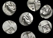 1 - Silver - Ancient Greek, Black Sea Area, Crimea, Chersonesus (400-350 BC)