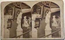 Centennial Fotografica Philadelphia 1876 USA Italia N1 Stereo Vintage Albumina