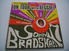 Sonny Bradshaw 7 - On Tour with Reggay- Dynamic Sounds Prod Vinyl: vg(-)Cover:ex