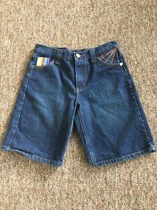 COOGI Women shorts, Denim, size 12, colour blue, 100% cotton.