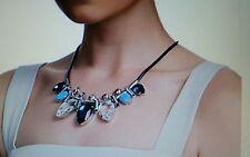 ♡♡♡ Mimco LUMINARY CHOKER SIGNATURE STYLISH UNIQUE DESIGN Necklace RRP $299.00