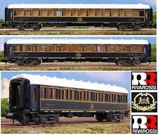 RIVAROSSI 9554 CIWL VAGONE SCHLAFWAGEN COCHE CAMAS Lx3532 ORIENT EXPRESS SCALA-N