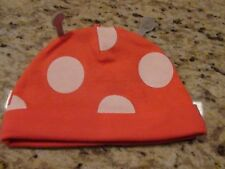 Baby Lady Bug Hat Size 9 months by carters