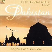 Traditional Music from Pakistan, New Music