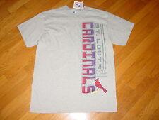 St Louis CARDINALS  MAJESTIC Sportswear  T-Shirt  NEW   sz.....  MEDIUM